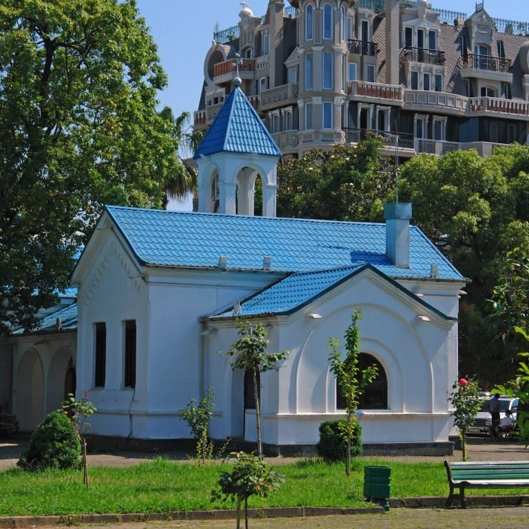 წმ. ბარბარეს ეკლესია