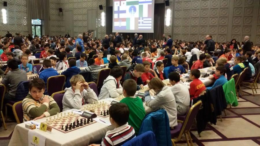 ევროპის ჩემპიონატი ჭადრაკში ახალგაზრდებს შორის