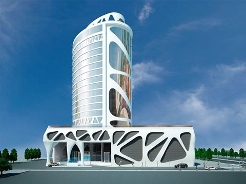 სასტუმროს პროექტი