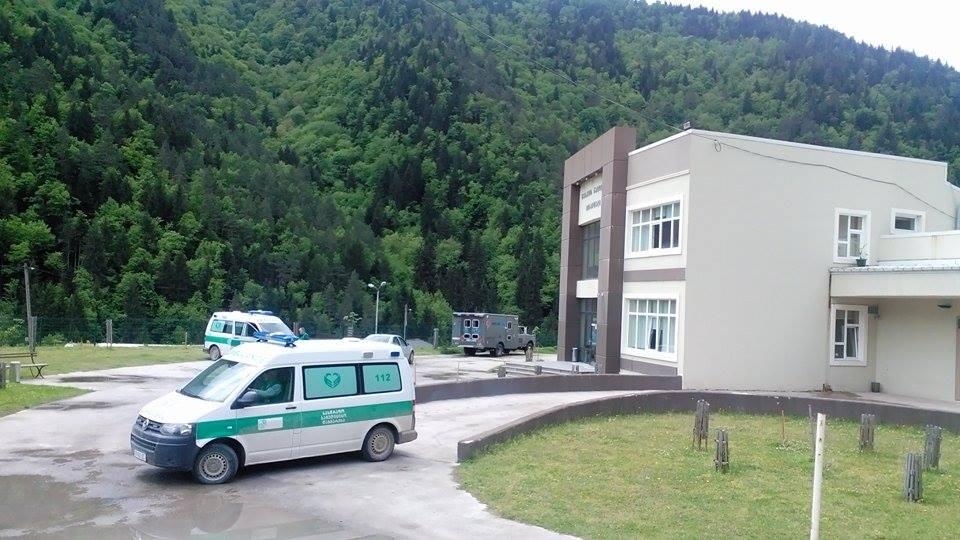 შუახევის რეფერალური საავადმყოფო