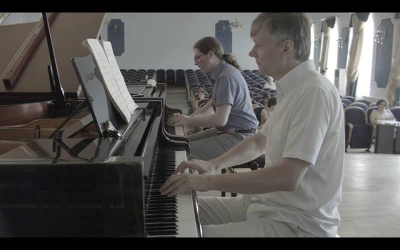 მასტერკლასი ფორტეპიანოში - მონაწილე – ტორჩინავა გიორგი (ბათუმი)