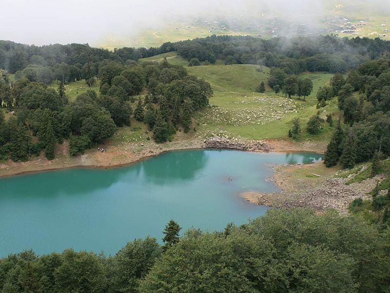 მწვანე ტბა. ფოტო: wikipedia