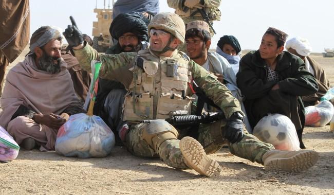 რისთვის იბრძვიან ქართველი ჯარისკაცები ავღანეთში ნატოს ოპერაციებში