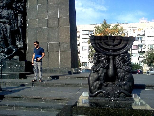 პოლონელი ებრაელების ისტორიის მუზეუმი, ვარშავა