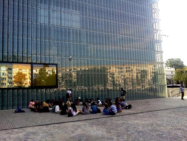 პოლონელი ებრაელების ისტორიის მუზეუმი ქალაქ ვარშავაში