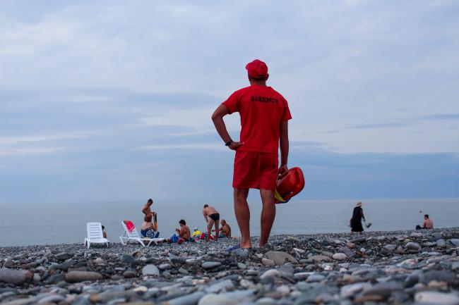 ბათუმის სანაპირო ზოლი. თორნიკე თავაძის ფოტო