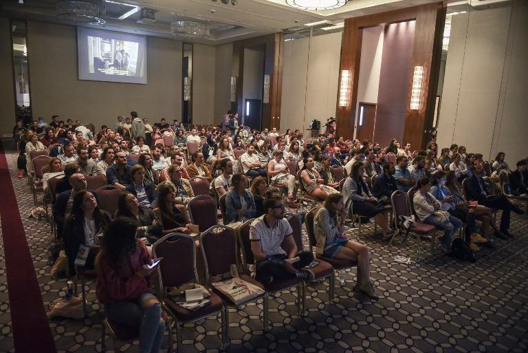 ბათუმში რეკლამის საერთაშორისო ფესტივალი AD Black Sea, მიმდინარეობს