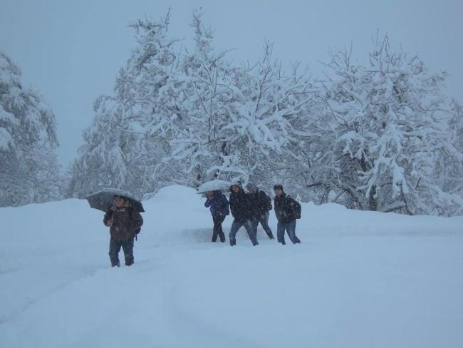 """სოფელი ნამლისევი, ქედა. ფოტო """"ბათუმელების"""" არქივიდან"""