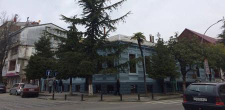 ბათუმი. გორგილაძის ქუჩა #18 კულტურული მემკვიდრეობის ძეგლი. აშენებულია xix -საუკუნის ბოლოს.