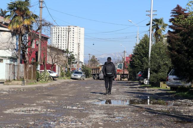 ჩოლოყაშილის ქუჩა