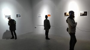 სამი კუთხე - გამოფენა თანამედროვე ხელოვნების სივრცეში