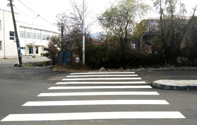 გოგოლის ქუჩის მიმდებარედ