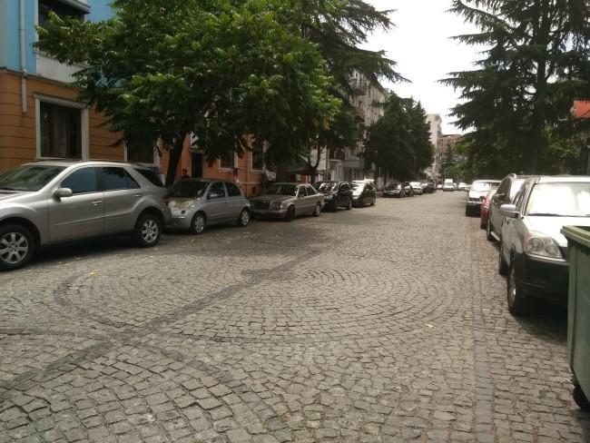ფარნავაზ მეფის ქუჩა / ბათუმი