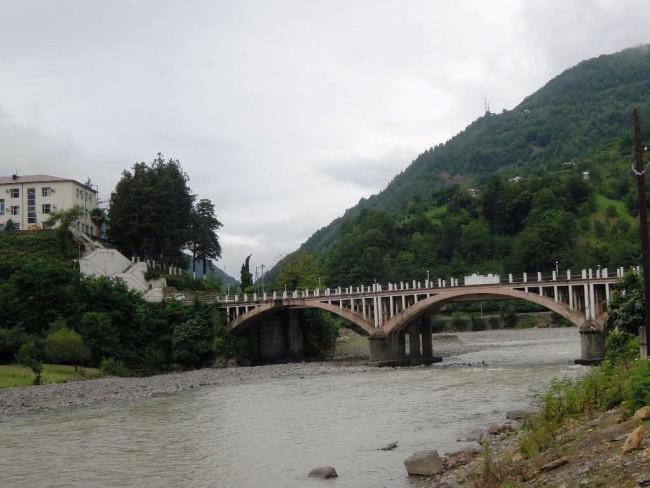 მდინარე აჭარისწყალი, ქედა / ეკა ბარამიძის ფოტო