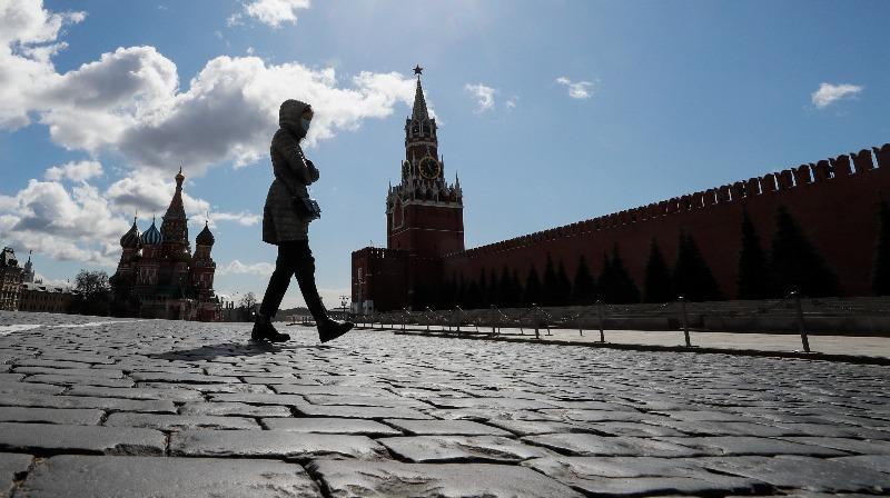 28 ოქტომბრიდან მოსკოვში ლოქდაუნს აცხადებენ