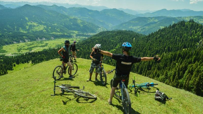 В Аджарии появятся современные горные велодорожки