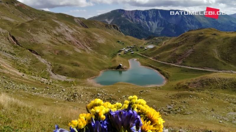 Осень на озерах Шуамта [Фото]