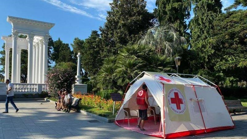 Аджария вновь лидирует: 165 новых ковид-пациентов