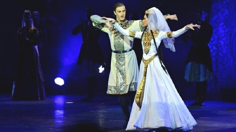 Грузинский народный танец назван памятником культурного наследия
