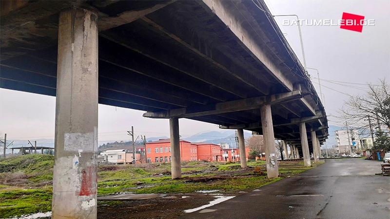 ბარცხანის ხიდისა და გოგოლის ქუჩის მიმართულებით ტრანსპორტის მოძრაობა შეიზღუდა