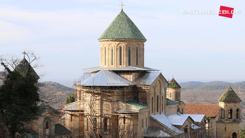 Власти Грузии выделят полмиллиона лари на исследование храма Гелати