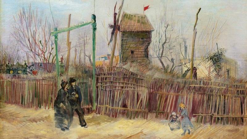 Малоизвестная картина Ван Гога будет впервые выставлена на аукцион