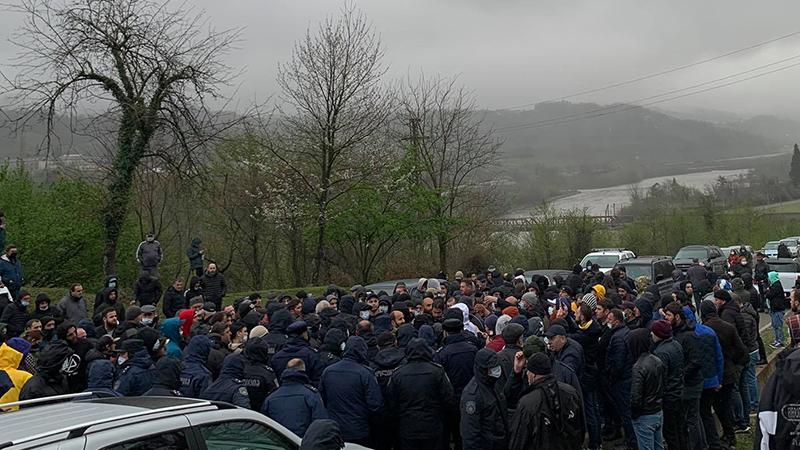 НПО выступили с заявлением по событиям в ущелье Риони