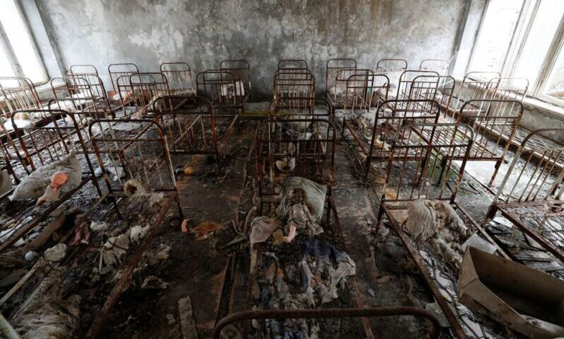უკრაინას სურს ჩერნობილის კატასტროფის ადგილი იუნესკოს დაცვის ქვეშ შევიდეს