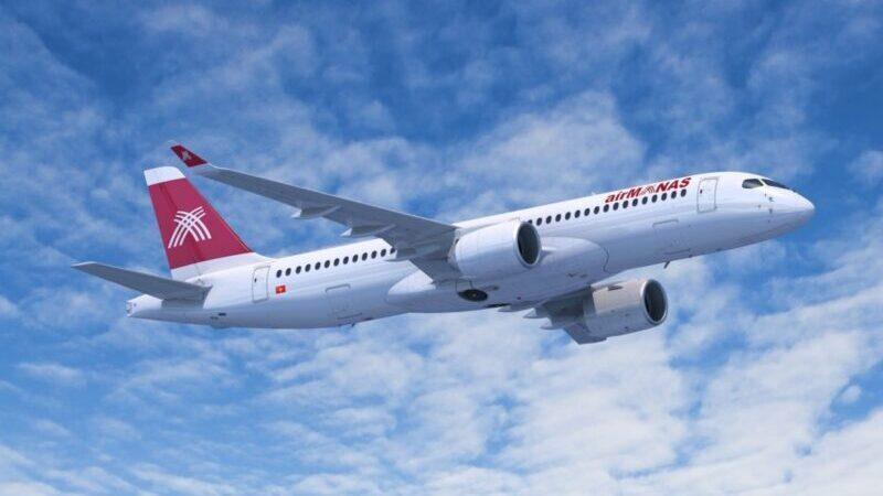 Киргизския авиакомпания запускает рейсы в направлении Бишкек-Батуми-Бишкек