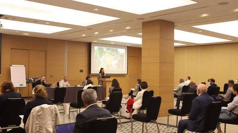 """საერთაშორისო კონფერენცია - """"სათავგადასავლო / სპორტული ტურიზმის რეგიონალური შესაძლებლობები პოსტ-პანდემიურ პერიოდში"""""""