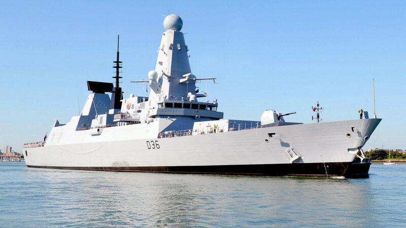 ბათუმში გაერთიანებული სამეფოს საზღვაო ძალების სამხედრო გემი შემოვა