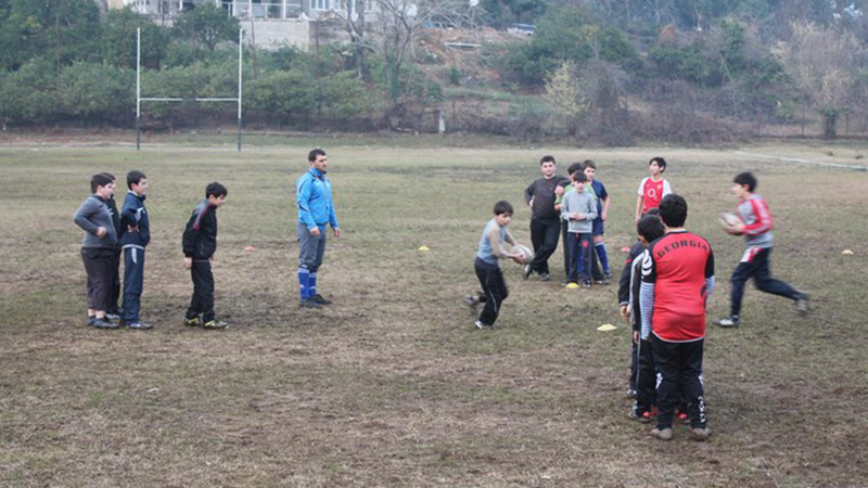ჩაქვში ფეხბურთის სტადიონის ადგილას რაგბის მოედანს ააშენებენ