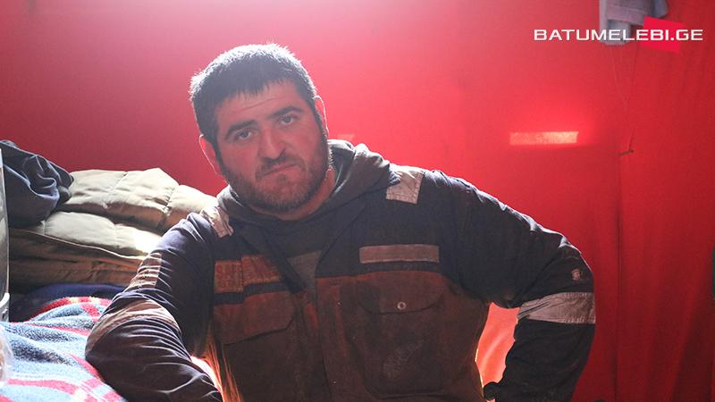 Ветеран августовской войны, живущий на свалке: «Государство выдает мне 22 лари»