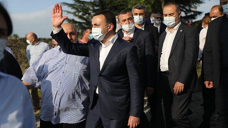 Премьер Грузии: Чохатаури должен стать туристическим центром