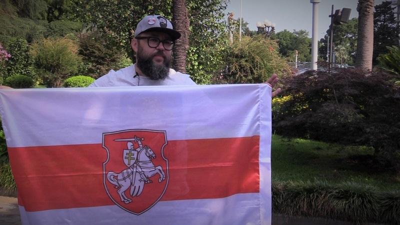 «Возможно, КГБ Беларуси будет просить СГБ Грузии выдать меня Минску — только за это интервью»