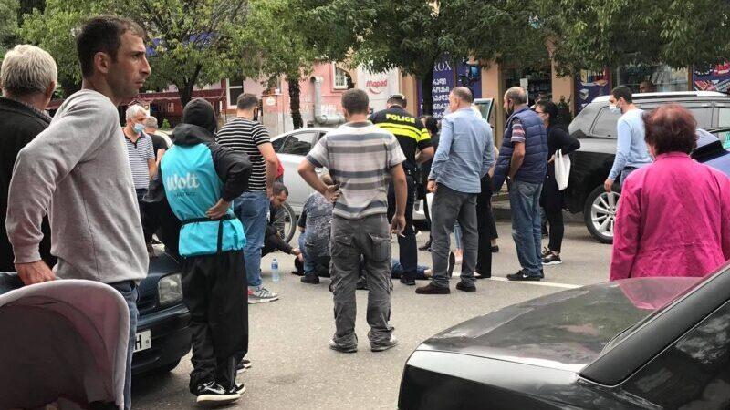 ДТП в Батуми — пострадал один человек