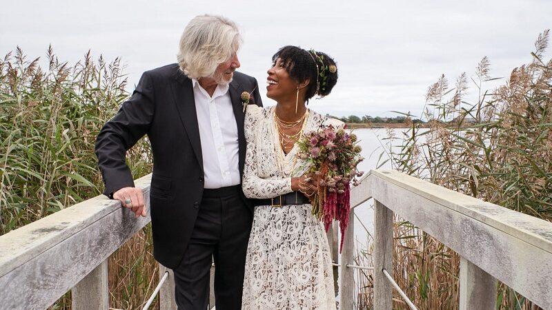 როჯერ უოტერსი 78 წლის ასაკში დაქორწინდა
